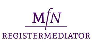 Logo MfN-registermediator Actoe mediation