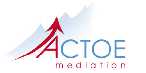 Actoe mediation logo